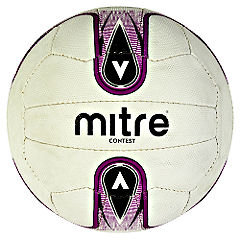 Mitre Contest Size 5 Netball