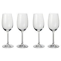 Home Collection Crystal Chardonnay Glasses 4-pack