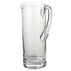 Different by Design Crystal Glass Jug