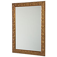 Gallery Cambridge Mantle Mirror Gold 66x91cm