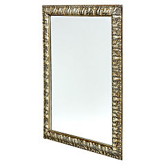 Gallery Cambridge Mantle Mirror Silver