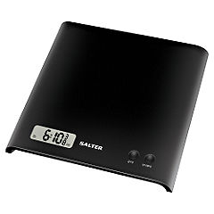 Salter 1066 LCD Electronic Kitchen Scale