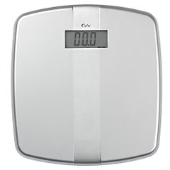 Weight Watchers Silver Precision Electronic Scales