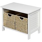 Harvest Design 2 Basket Storage Unit