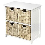 Harvest Design 4 Basket Storage Unit