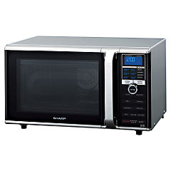 Sharp Silver 26L Combination Microwave