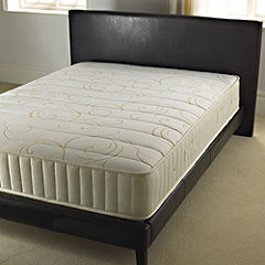 Naples Upholstered King Size Bed