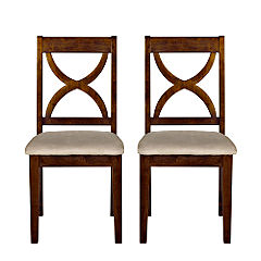 Gatsby Set of 2 Tunis Chairs