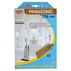 Panasonic Upright Bags 296 PN21