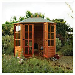 Rowlinson Octagonal Summerhouse