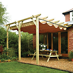Sienna Timber Frame Canopy
