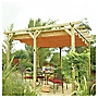 Verona Timber Frame Canopy