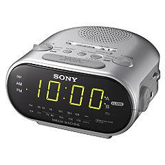 Statutory Sony ICFC318 Clock Radio Dual Alarm