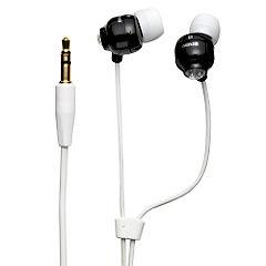 Maxell Crystal Budz Headphones Black