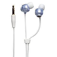 Maxell Crystal Budz Headphones Lilac