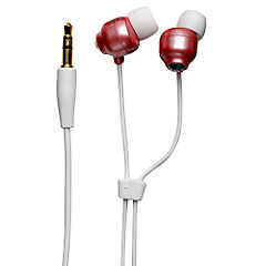 Maxell Crystal Budz Headphones Rose