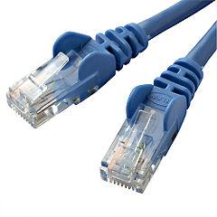 Belkin FastCAT 5e Patch Cable 5m Blue
