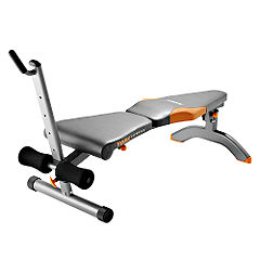 Statutory York Diamond Sit-up and Flat Bench
