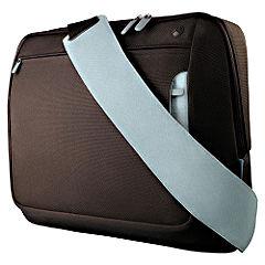 Belkin 17` Messenger Bag Chocolate/Tourmaline