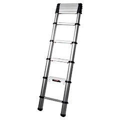 Abru Telesteps Black Line Telescopic Extension Ladder