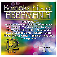 Easy Karaoke Hits Of Abba
