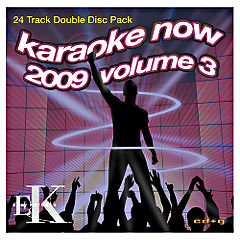 Statutory Easy Karaoke Now Hits 2009 Volume 3
