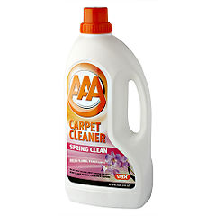 Vax AAA Spring Clean Carpet Cleaner Solution 1.5l