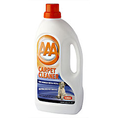 Vax AAA Pets Carpet Cleaner Solution 1.5L