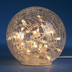 Tu Crackle Ball Light