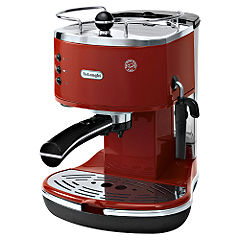 DeLonghi Red Icona Pump Espresso Maker
