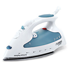 Morphy Richards 2000W Turbosteam Iron Blue