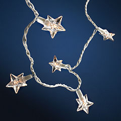 Sainsburys Low Voltage 80 Clear Stars