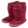 Towelling Bootee Slipper