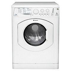 Hotpoint WDL520P White Washer Dryer