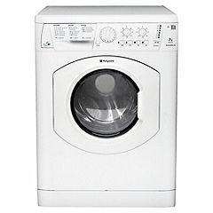 Hotpoint WDL540P White Washer Dryer