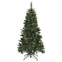sainsburys artificial christmas tree 6ft review compare. Black Bedroom Furniture Sets. Home Design Ideas
