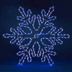 Sainsburys 89cm Snowflake Silhouette