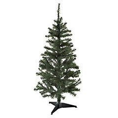 sainsburys artificial christmas tree 4ft review compare. Black Bedroom Furniture Sets. Home Design Ideas
