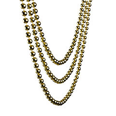 Sainsburys 6m Bead Chain Gold Statutory