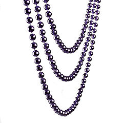 Sainsburys 6m Bead Chain Purple Statutory