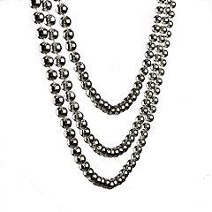 Sainsburys 6m Bead Chain Silver Statutory