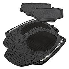 Sport Mat Set Black