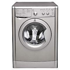 Indesit IWC6145S Washing Machine Silver