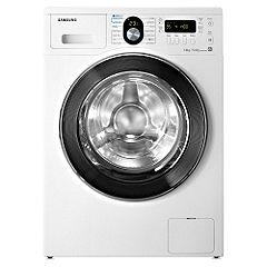 Samsung WD8704RJA Washer Dryer White