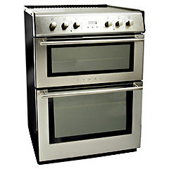 Stoves 61EDO Electric Cooker Stainless Steel
