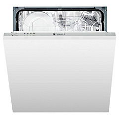 Hotpoint LFT114 Integrated Dishwasher White