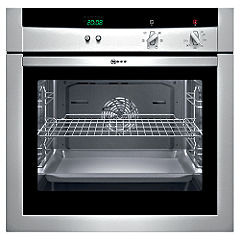 Neff B15M42 Electric Multifunction Oven Stainless Steel
