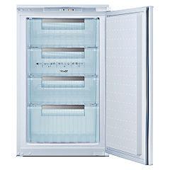 Bosch GID18A20GB Built-Under Freezer White