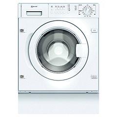 Neff W5420X0GB Integrated Washing Machine White