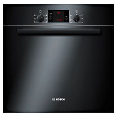 Bosch HBA43B260B Classix Electric Multifunction Oven Brushed Steel